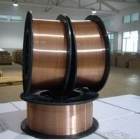 Factory directly!!15kg spool AWS ER70S-6 CO2 MIG Sg2 Welding wire copper coated
