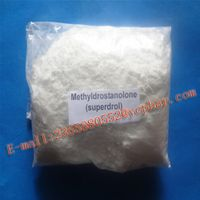 Oral Anabolic Steroid Powder 17alpha-Methyl-Drostanolone For Bodybuilding Methasteron