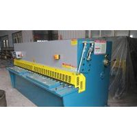 Hydraulic Pendulum Plate Shearing Machine