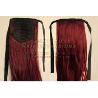 ponytail red color