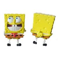 Customize PVC SpongeBob funny Cartoon toy