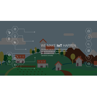 Internet of things | WeMakeIOT | Customized IOT solution