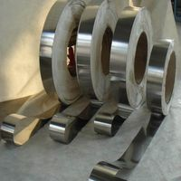 Cold rolled stainless steel precision strips