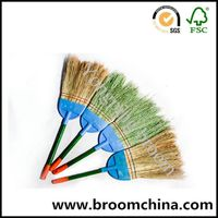 short handle sweep easy corn broom