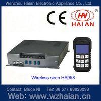 Wireless electronic siren for car alarm thumbnail image