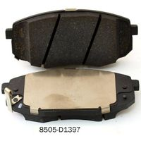 Selling brake pads for automobiles: thousands of model numbers for your choice for most kinds of car