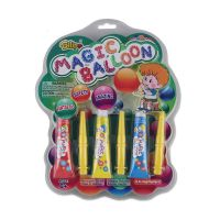 Amazing magic balloon glue
