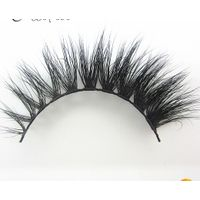 Private label OOEM/ODM manufacture acceptable 3D Mink eyelashes
