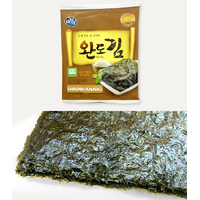 Korean Healthy seafood brand by Dried Laver of Wando Badamom