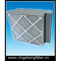 Mini -pleat HEPA Air purifier panel filter