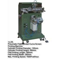 Flat/Cylinder/ Curve Screen Printing Machine thumbnail image