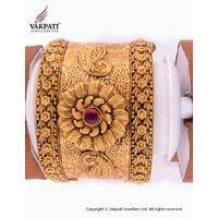 22k Gold Antique Designer Kada thumbnail image