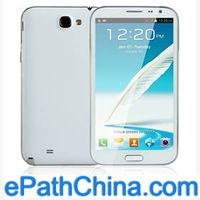 5.3 Inch Android 4.2 Dual Cards Dual Standby Touch Screen Cell Phone With GPS Navigation
