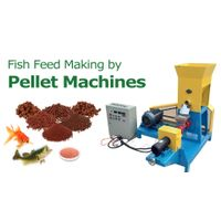 fish pellet making machine