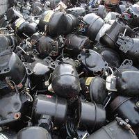 AC and fridge compressor scraps for sale