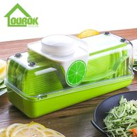 Multifunction Vegetable Cutter With 5 Blades