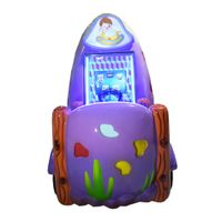 coin operated games 3D video game machine Kiddie ride swing game machine thumbnail image