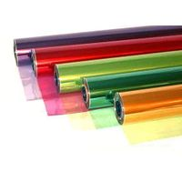 color cellophane paper for wrapping  food