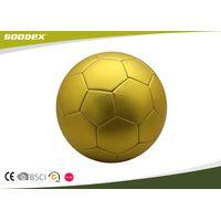 Gold soccer ball thumbnail image