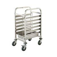 Stainless Steel pan rack
