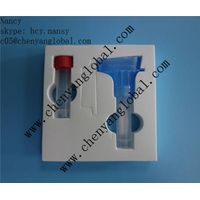DNA Gene Saliva Applicator for collect DNA from pediatric donors