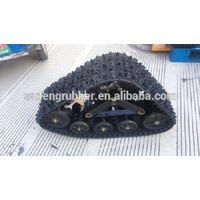 rubber track for SUV 4x4 undercarriage crawler thumbnail image