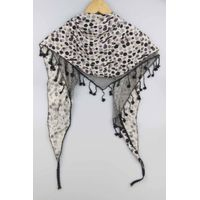 100% Polyester Printing triangle Scarf Yiwu Inspection Service / Quality Control China Trade Agent