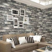 American Modern Design Brick Wallpaper 3D Wall papers