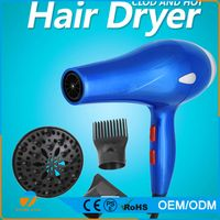 Professional Hair Dryer LED Hair Drum Hair Dryer with Comb Hair Salon Blower Machine