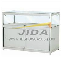 Aluminium Frame Display Counter for Jewelry