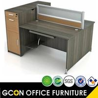 office workstation for 2 person GCON product GF009-2-20