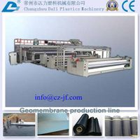Geomembrane production line thumbnail image