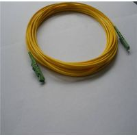 Shenzhen Factory Supply High Quality and Competitive Price  E2000 SM SX Fiber Optic Patch cable