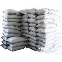 White cement valve bag