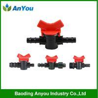 Barb Valve for pipe 16mm