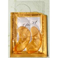 Anti-Wrinkle And Nourishing Collagen Crystal 24k Gold Eye Mask thumbnail image
