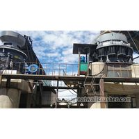 cone crusher price for 60 ton per hour ballast crushing plant