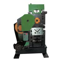Multi-functions punching and cutting machine