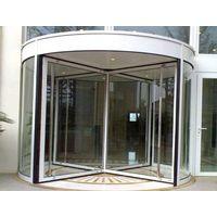 four-wing revolving door