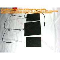 2 seats install,Round switch seat heater,heated seat,car seat cushion,car switch thumbnail image
