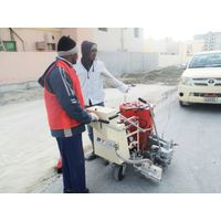 self-propelled tow-component road marking machine thumbnail image