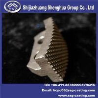 Investment Casting Machine Parts Insert