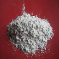 white fused al2o3 sand for refractory