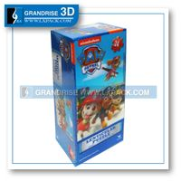 Carton 3D Lenticular Box, Packaging 3D Lenticular Box, Lenticular Box Printing