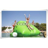 High quality inflatable hugh size water iceberg good price