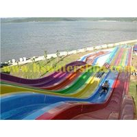 Fiberglass Water Slides-Multislide
