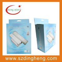 HOT, NEW!  FAST 2X Induction Charging System with rechargeable batteries (Wii)