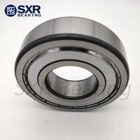 China Brand SXR Chrome Steel Gcr15 Black Edges Black Corners Deep Groove Ball Bearing 6208 2RS thumbnail image