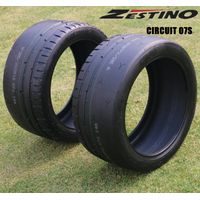 Competition Cars Tires 240/640R18 250/650R18 ZESTINO track day tyres