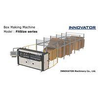 Box Making Machine (Model: FitSize series)